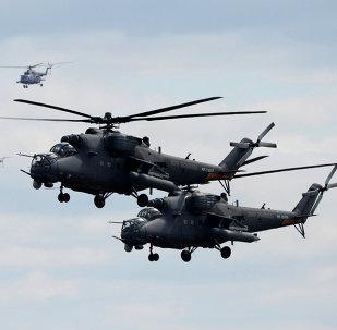 Mi-35 (archivo)