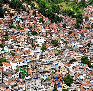La favela de Ciudad de Dios