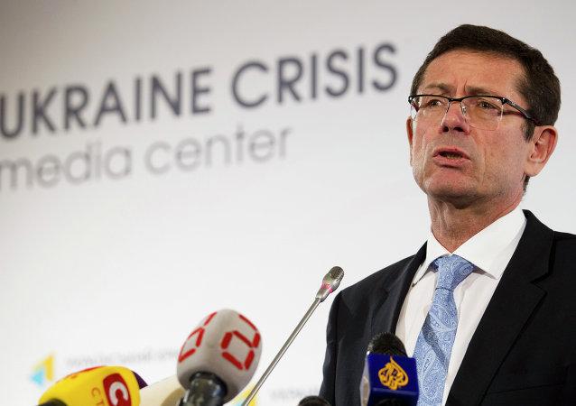 Ivan Simonovic, el secretario general de la ONU para los Derechos Humanos