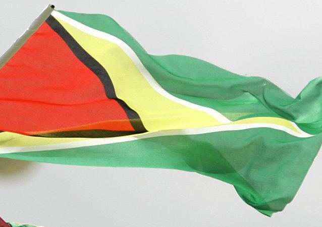 Bandera de Guyana