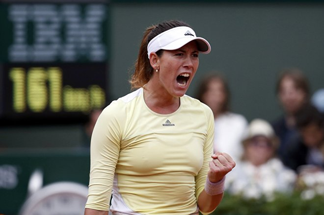 La hispano-venezolana Garbiñe Muguruza desbanca a Serena Williams y consigue su primer Roland Garros.