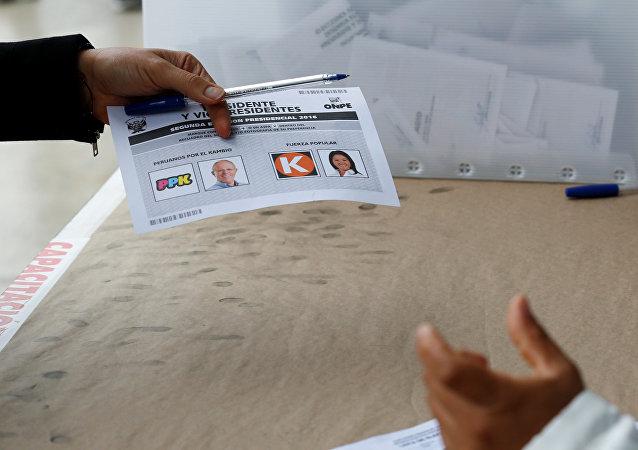 Presidenciales de Perú con optimismo y cautela tras ajustada votación
