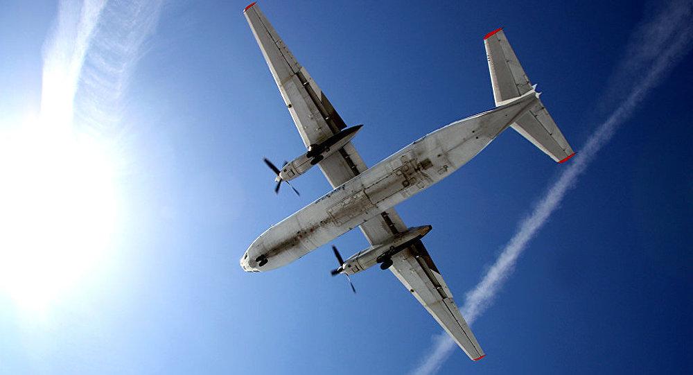 Avión An-30