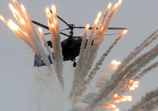 El concurso 'Aviadarts-2016' en Crimea