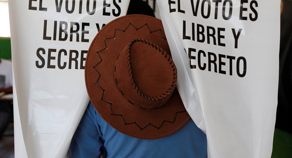 Rusia no interviene en las elecciones de México: vocero de la Presidencia