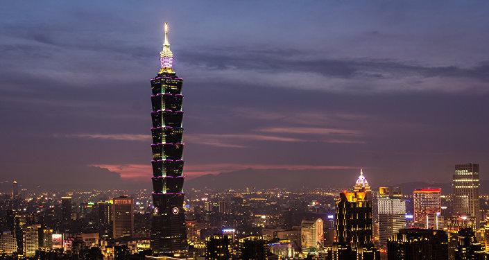 Taipei, la capital de Taiwán (archivo)
