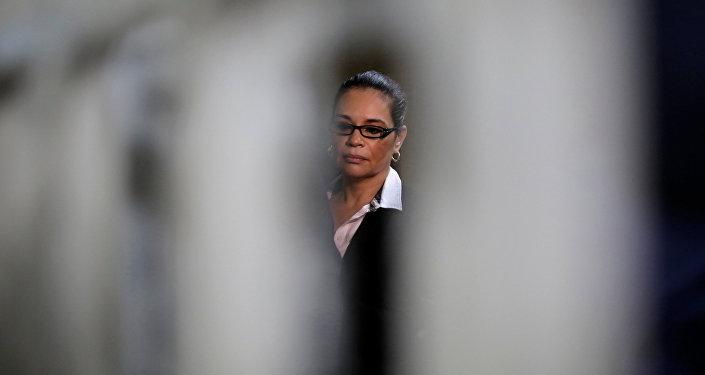 Roxana Baldetti, ex vicepresidenta de Guatemala