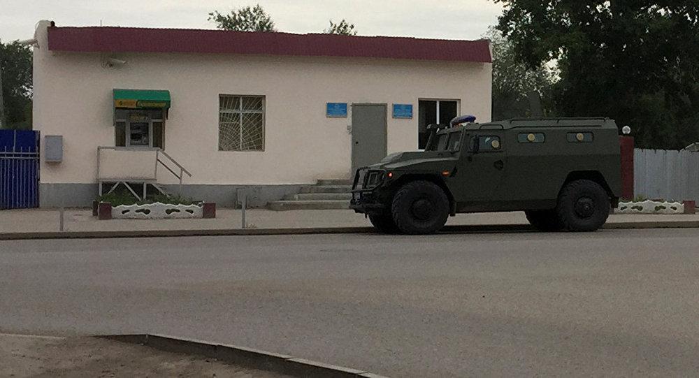La situación en Aktobe