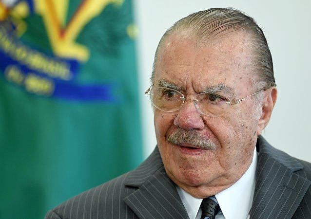 José Sarney, expresidente de Brasil