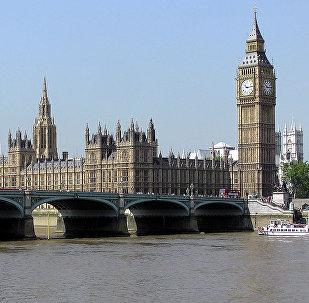 El Parlamento del Reino Unido (archivo)