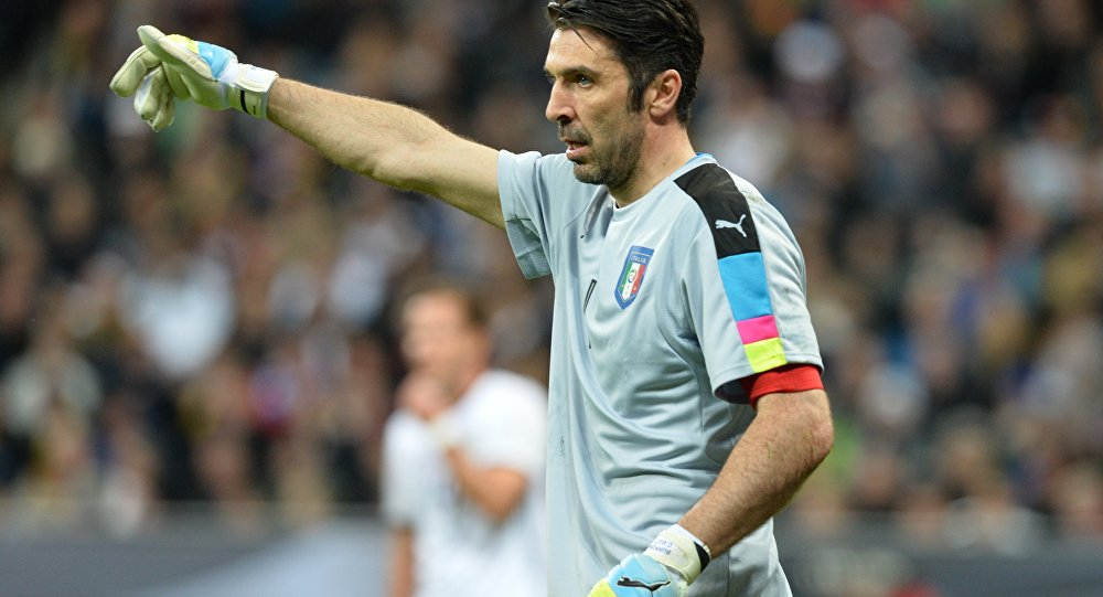 Gianluigi Buffon: