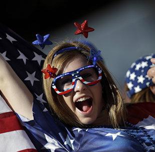 Aficionada estadounidense