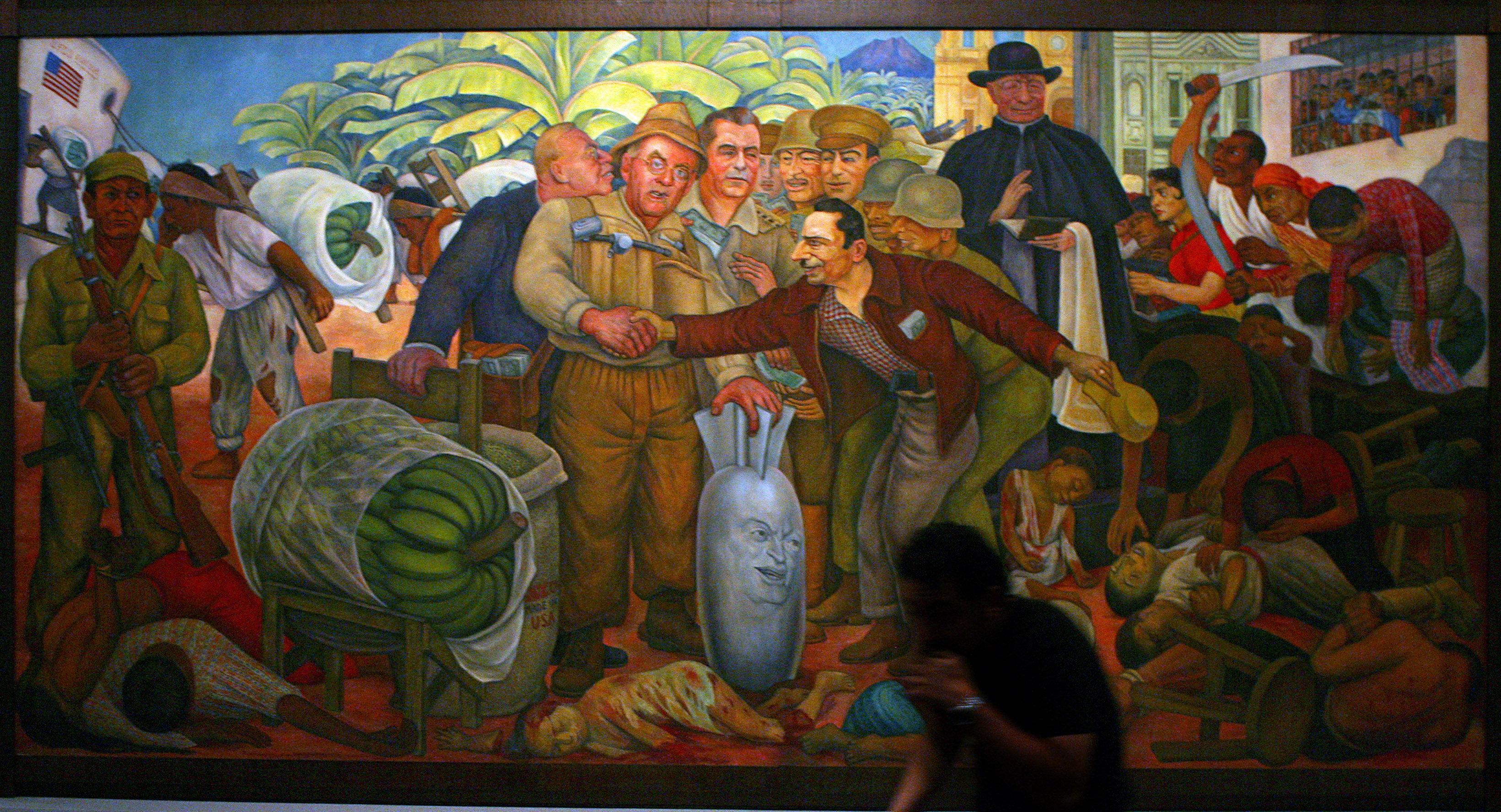 'Gloriosa Victoria' de Diego Rivera