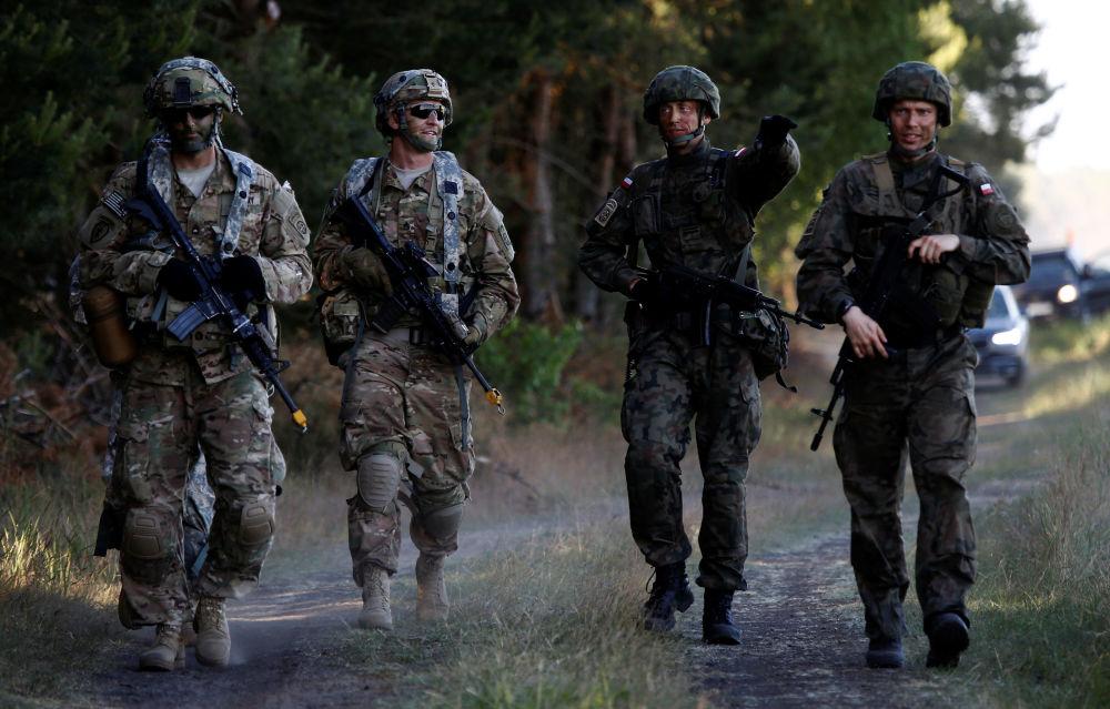 Anakonda-2016: los ejercicios de gran escala de la OTAN en Polonia