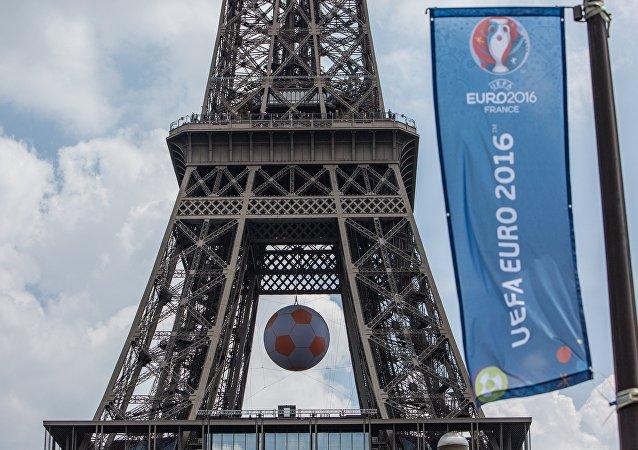Eurocopa 2016 en Francia