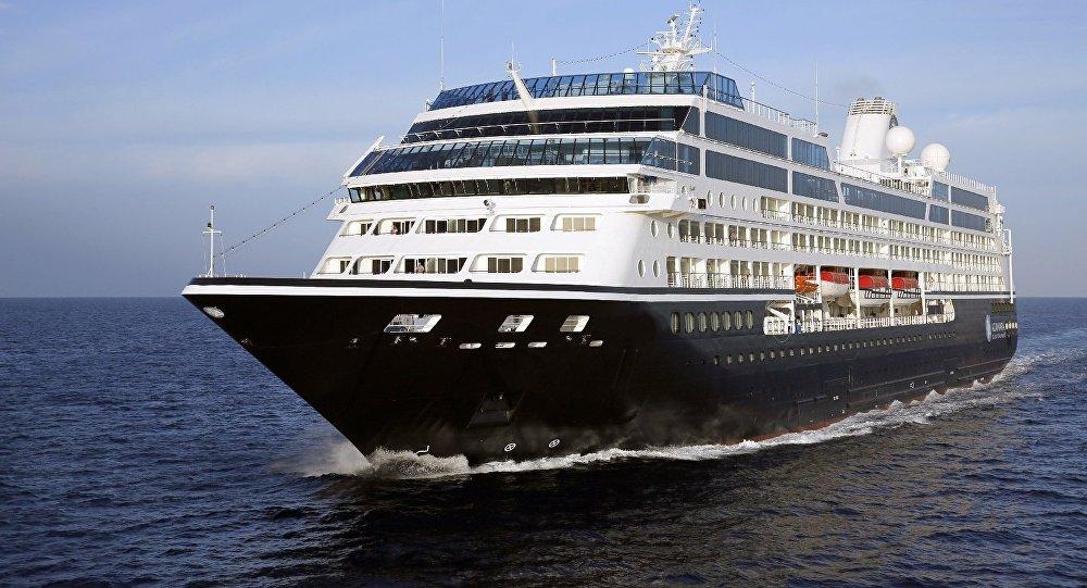 El crucero Azamara Quest