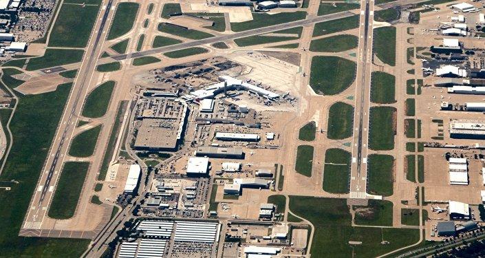 Aeropuerto Dallas Love