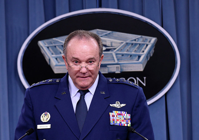 Philip Mark Breedlove, comandante general de la OTAN en Europa