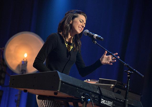 Christina Grimmie, cantante estadounidense
