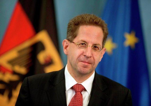 Hans-Georg Maassen, jefe de la Oficina Federal para la Protección de la Constitución de Alemania