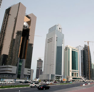 Doha, la capital de Catar