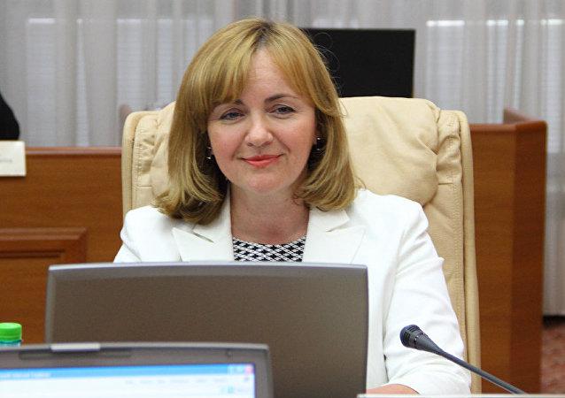 Natalia Gherman, extitular de Exteriores de Moldavia