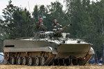 Los blindados rusos BMP-3