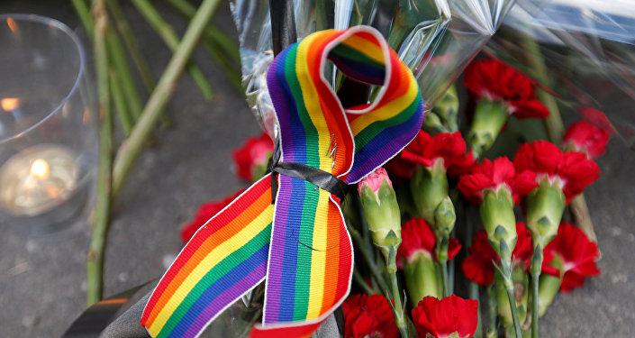 Símbolo del movimiento LGBT