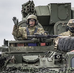 Las tropas de la OTAN