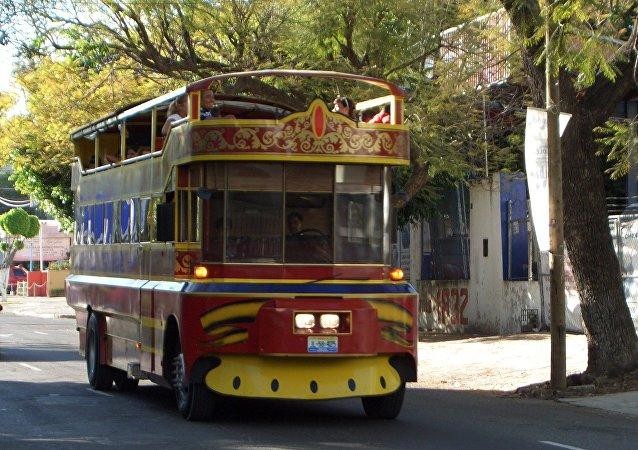 Transporte público mexicano