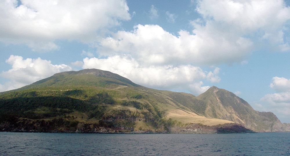 La isla Kuchinoerabu