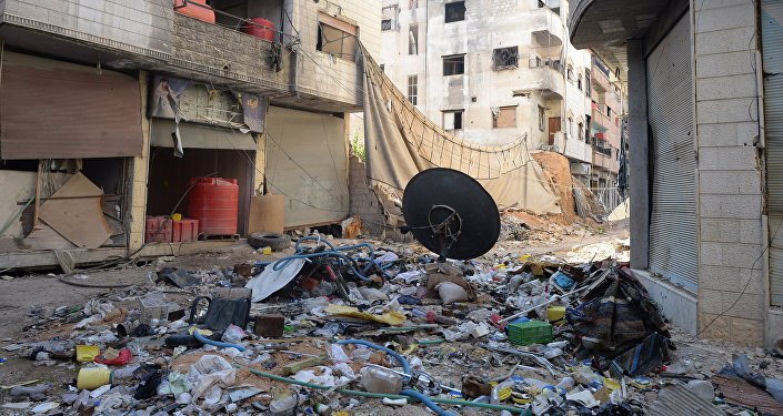 Situación en Daraya