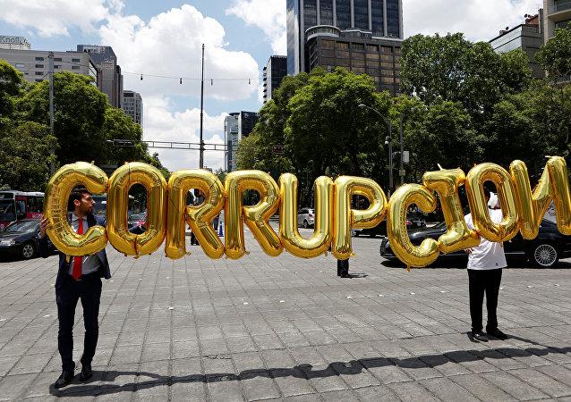 Corrupción en México