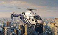 Helicóptero Ansat (archivo)