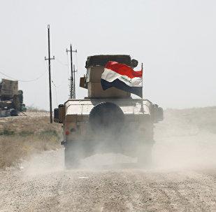 Las Fuerzas iraquíes (archivo)