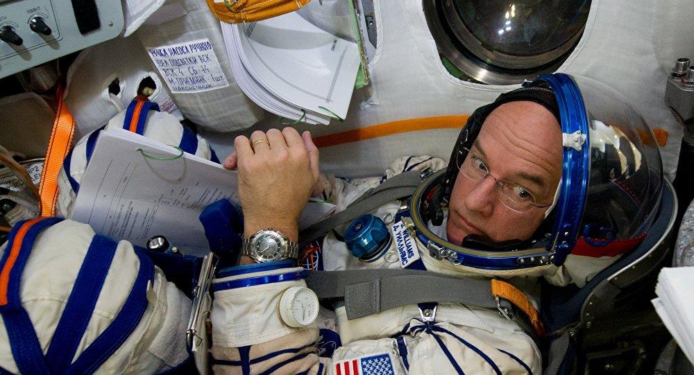 Jeff Williams, astronauta de la NASA