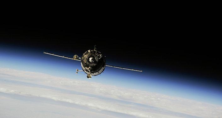 Nave tripulada Soyuz