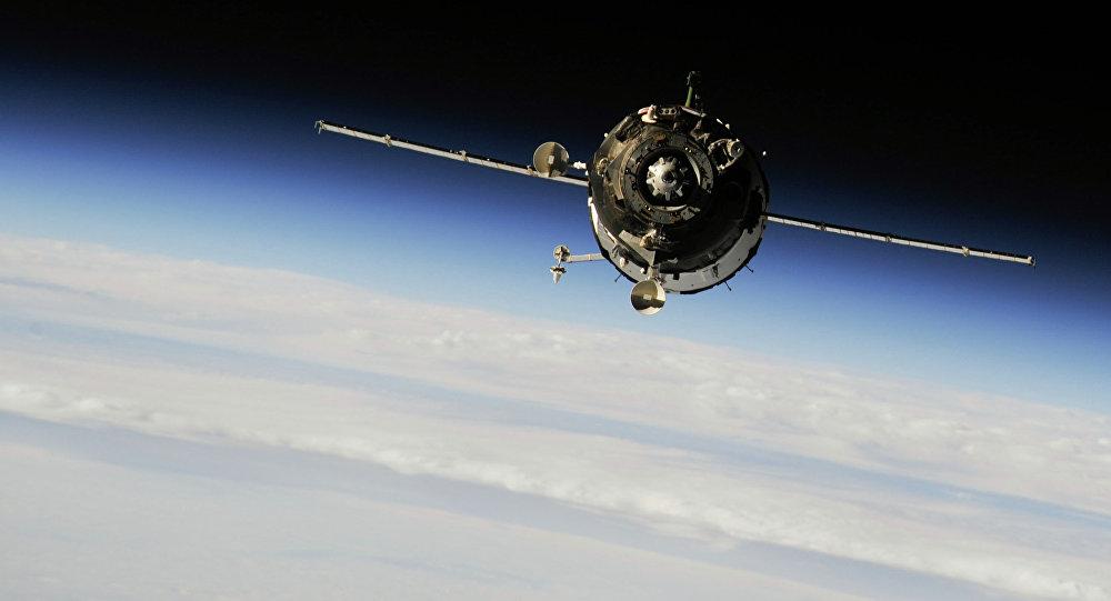Nave tripulada Soyuz TMA-M