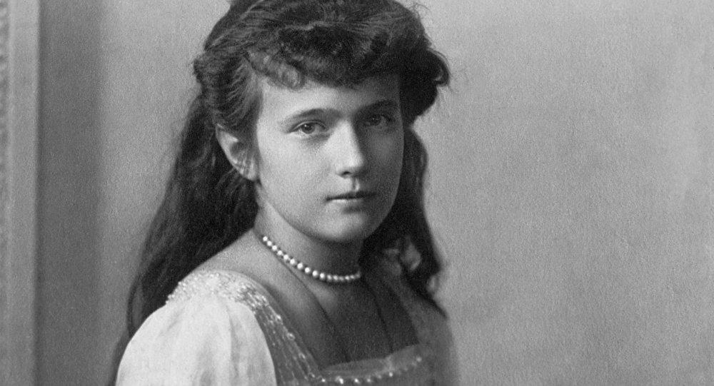 La gran duquesa Anastasia