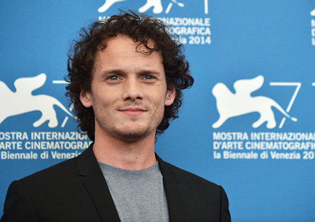 El actor Anton Yelchin