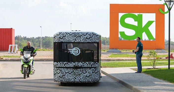 Volgabús, primer vehículo de transporte público no tripulado de Rusia