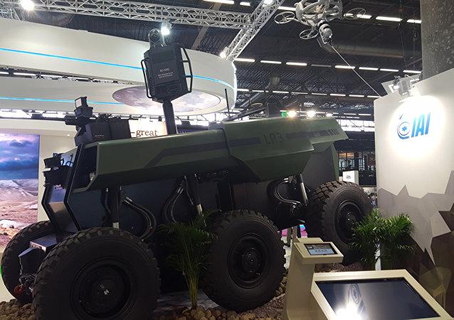 RoBattle en la Feria de Defensa y Seguridad Eurosatory 2016