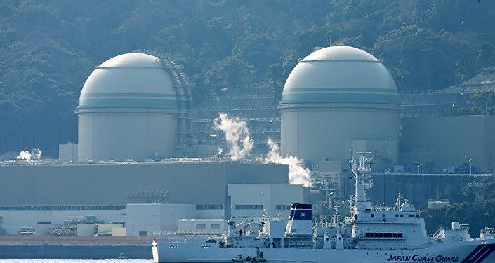 La planta nuclear de Takahama