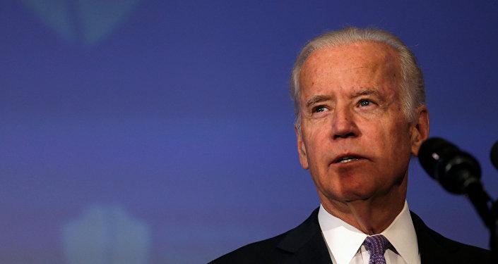 Joe Biden, exvicepresidente estadounidense