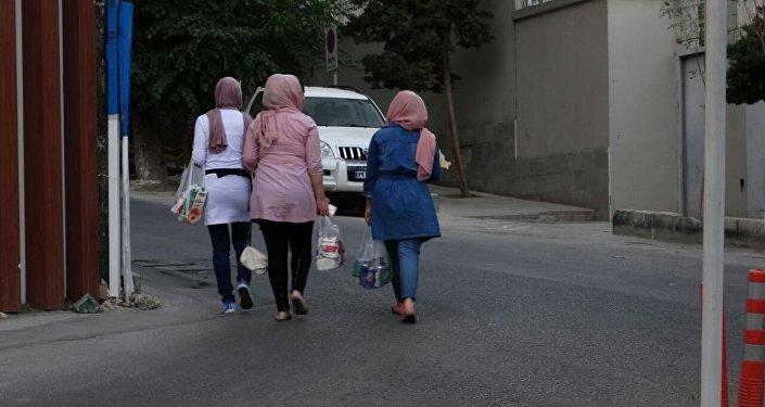 El uso del velo en Irán