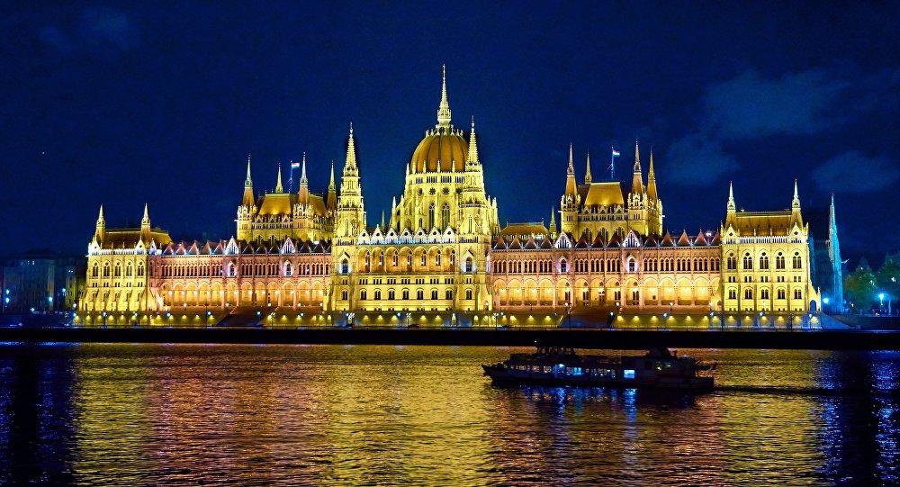 Budapest, capital de Hungría