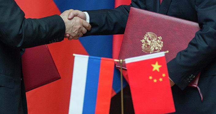 Visita del presidente ruso, Vladímir Putin, a China (archivo)