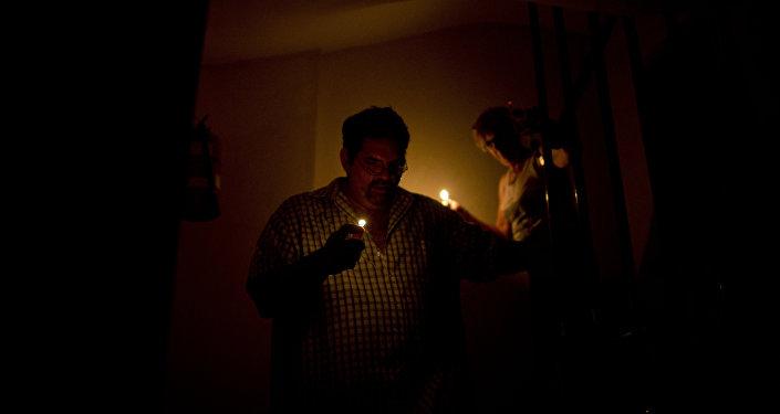 Situación eléctrica en Buenos Aires