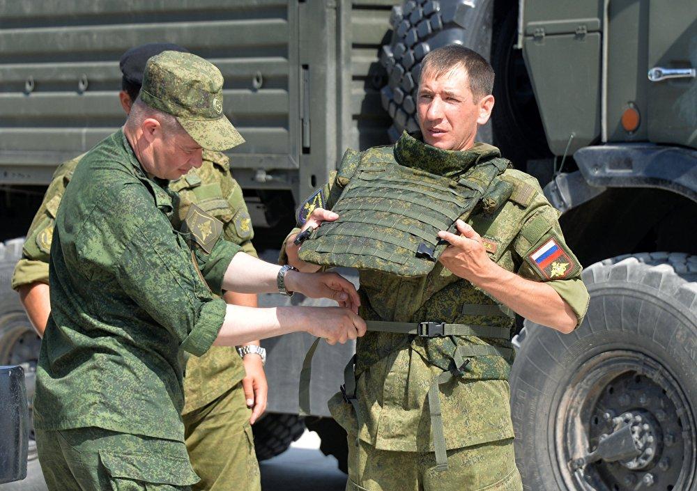'Cielo despejado': torneo de unidades antiaéreas del Ejército ruso