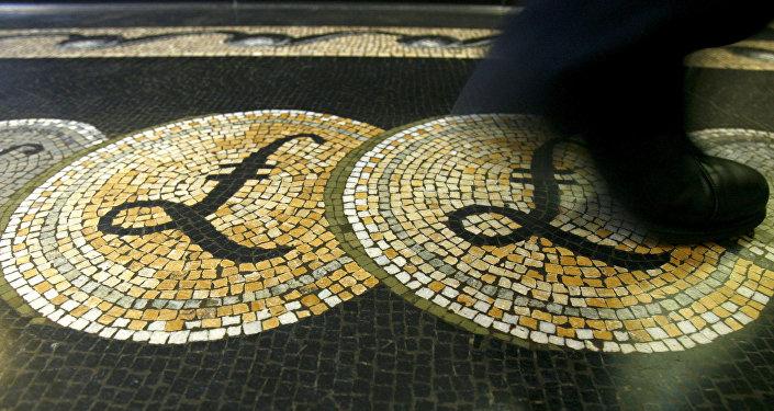 La libra esterlina se desploma a consecuencia de referendo sobre el Brexit